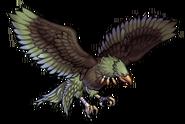 Heroes Tibarn Eagle Sprite