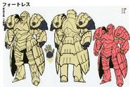 3H Male F Knight concept