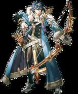 Chrom Crowned Exalt Heroes