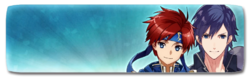 Banner Roy and Chrom CC