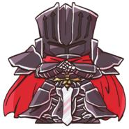 Black knight sinister general pop01