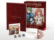 Imagen global de la edición limitada americana de Fire Emblem Echoes