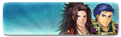 Banner Dancer Ryoma and Brave Hector