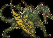 Dracozombie Concept