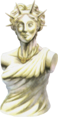 Icono diosa ilustración fe03