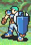 Dieck as a Hero