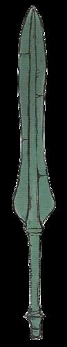Bronze Sword (FE13 Artwork)