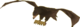 FE9 Ulki Hawk (Transformed) Sprite