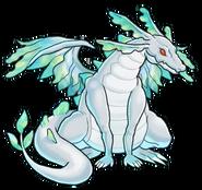 Heroes Adult Tiki Sprite (Dragon)