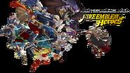 Artwork promocional de Fire Emblem Heroes