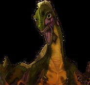 Draco Zombie Young Grima portrait