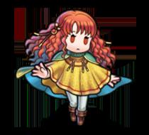 Heroes Yune Sprite