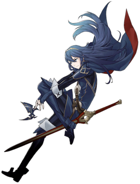 Lucina official art