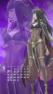 Calendario Fire Emblem Heroes - Tharja