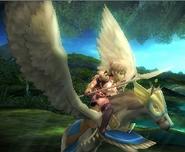 FE13 Pegasus Knight (Sumia)