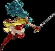 FE Heroes Intro Eirika