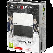 Caja europea de la New Nintendo 3DS Fire Emblem Fates Edition