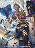 Damaged Bruno cipher art