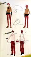 TMS concept of Touma Akagi, 02