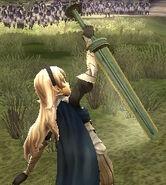 FE14 Bronze Sword