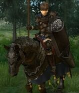 FE15 Gold Knight (Berkut)