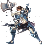 Frederick Damaged