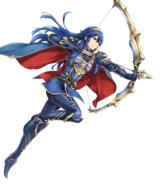 Lucina Glorious Archer Fight
