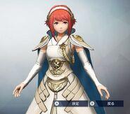 Sakura Fire Emblem Warriors Priestess