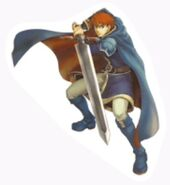 Eliwood SSB Sticker