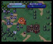 FE4 Resire (Map Animation)