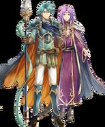 Ephraim & Lyon Dynastic Duo Heroes