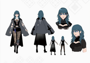 FByleth Concept Art