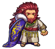 Heroes Caineghis Sprite