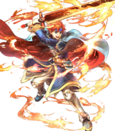Brave Heroes Roy Skill