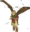 FE10 Janaff Hawk (Untransformed) Sprite