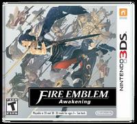 Cover Fire Emblem Awakening