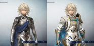 MCorrin Warriors classes