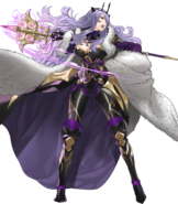 Brave Camilla Fight