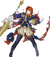 Eliwood Valentine's Damaged