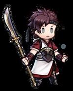 Heroes Shiro Sprite