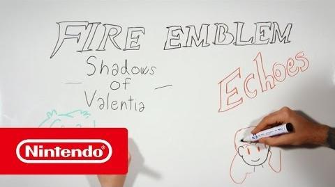Fire Emblem Echoes Shadows of Valentia – La historia de Valentia según Escola Joso (Nintendo 3DS)