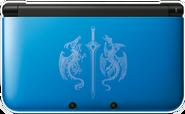 Nintendo 3DS XL europea especial
