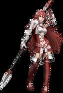 Artwork completo Cordelia Fire Emblem Warriors