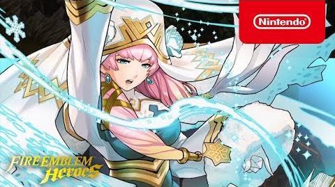 Fire Emblem Heroes - Legendary Hero (Gunnthrá Voice of Dreams)