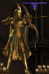 Indech Statue
