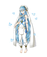 Azura Young Songstress Heroes