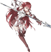 Cordelia Fight