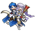 Sigurd Destined Duo Heroes sprite