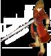 FE10 Edward Swordmaster Sprite