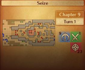Conquest C9 Map